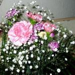 結婚記念日 花束