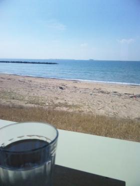 海とグラス①