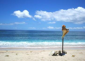 今日のバリ島 <ビーチ>