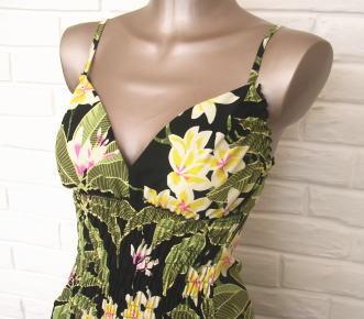 プルメリアのドレス