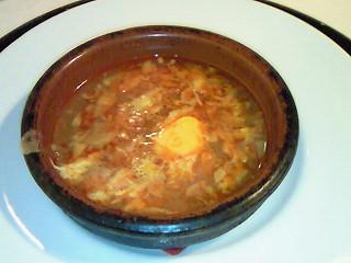 ルナ・パルパドス ニンニクのスープ