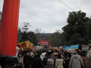 伏見稲荷 参道②