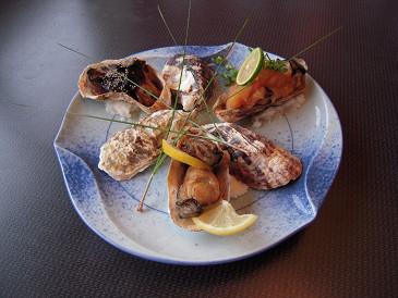 祥吉 焼き牡蠣