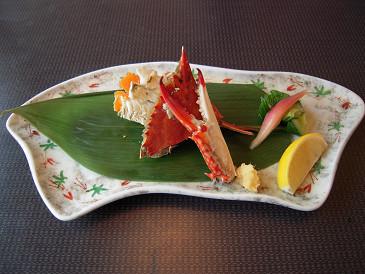 祥吉 渡り蟹①