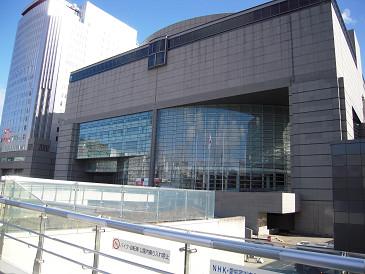 愛知県美術館 外観
