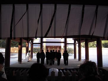 熱田神宮 拝殿②
