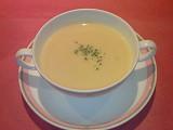 ロンドン コーンスープ