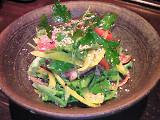 柊草 サラダ