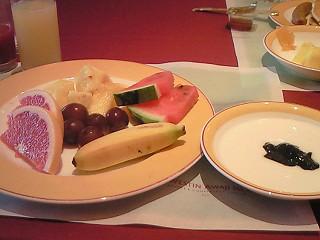 ウエスティンホテル淡路 朝食②