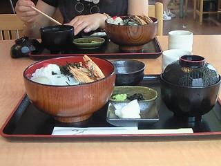 たこフェリー漁師丼①