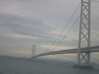 明石大橋①