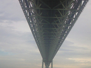 明石大橋②