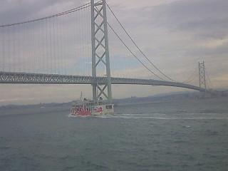 明石大橋④