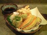 味漬 天ぷら盛