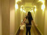 帝国ホテル 廊下②