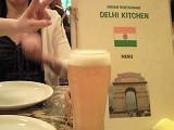 デリーキッチン ビール