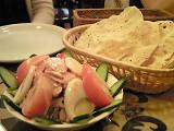 デリーキッチン サラダ