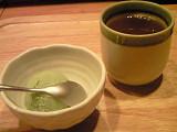 楽食亭 抹茶アイス