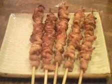 とり丸 焼き串(かわ)