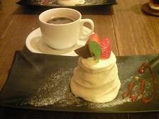 モンデュー ショートケーキ