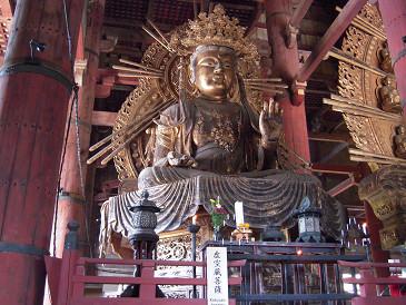 奈良 東大寺 大仏殿④