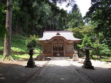出石 出石神社