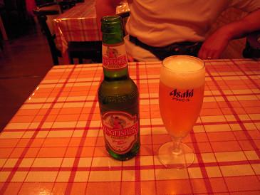 スビマハル ビール