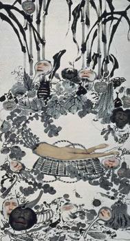 野菜涅槃図