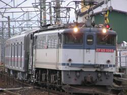 京王9000系甲種輸送01