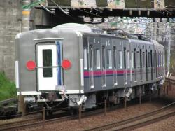 京王9000系甲種輸送02