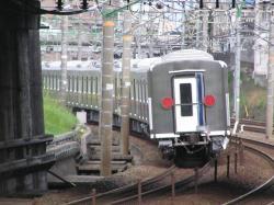京王9000系甲種輸送03
