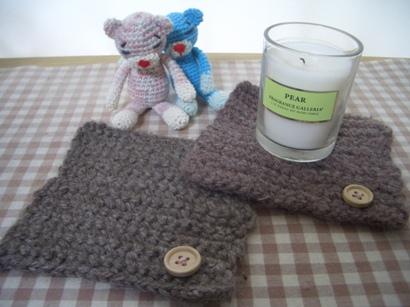 編み物男子