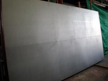 面板塗装前
