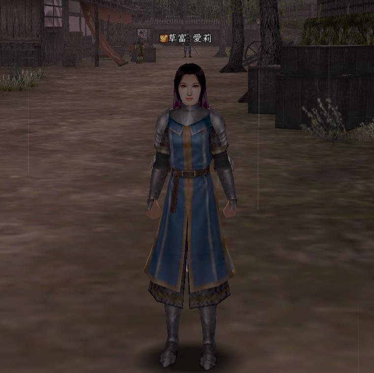 聖騎士団の鎧