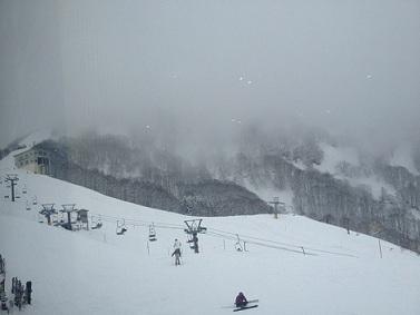 湯沢高原スキー場②