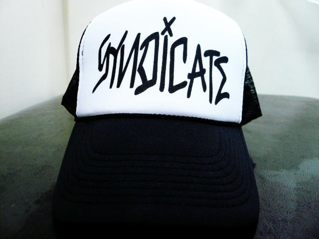 SYNDICATE G LETTER CAP