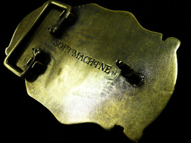 SOFTMACHINE LUCIFER BUCKLE