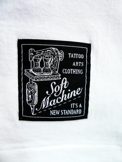SOFTMACHINE LIFE V NECK