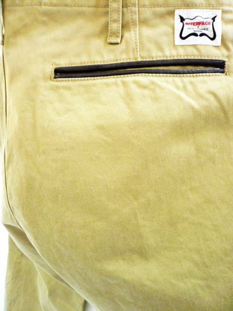INTERFACE KOMANDER CHINO PT LEATHER