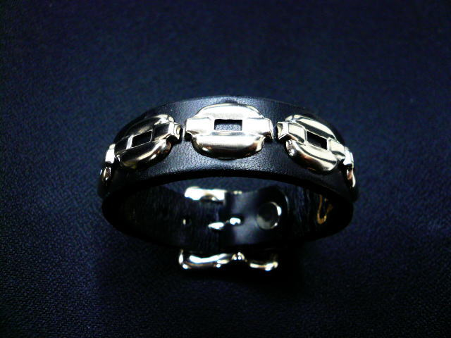 INTERFACE CHAIN STUDS BRACELET