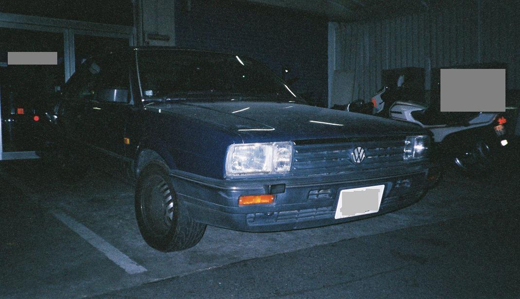 VWサンタナ