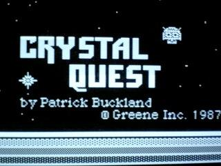 CRYSTAL QUEST 1
