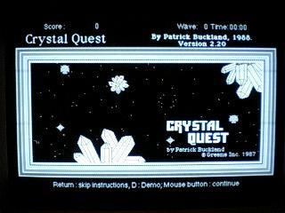 CRYSTAL QUEST 2