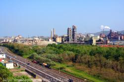 室蘭工場地帯