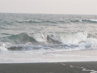 ★ほとんど乗れる波はなく。。。★