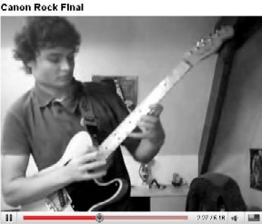 Canon Rock Final