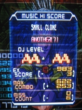 small clone穴フルコン