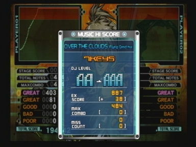 OVER THE CLOUDS-Flying Grind mix-(H)鳥