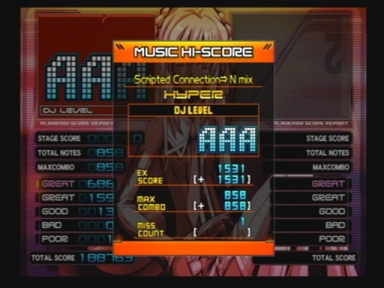 Scripted Connection⇒N mix(H)FC・鳥