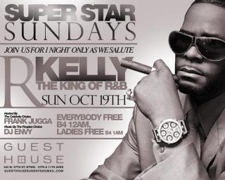 G-UNIT FAMILY THIS SUNDAY. NO WORKSCHOOL MONDAY$rkellysunday